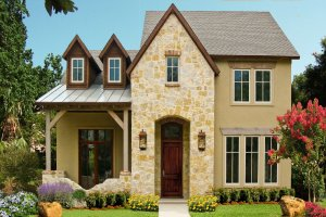 Luxury Texas Style House Plans