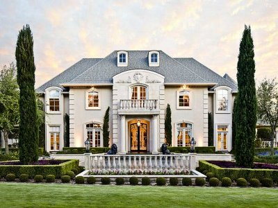Italian Renaissance Architecture Houses Luxury Homes Dallas Fo...
